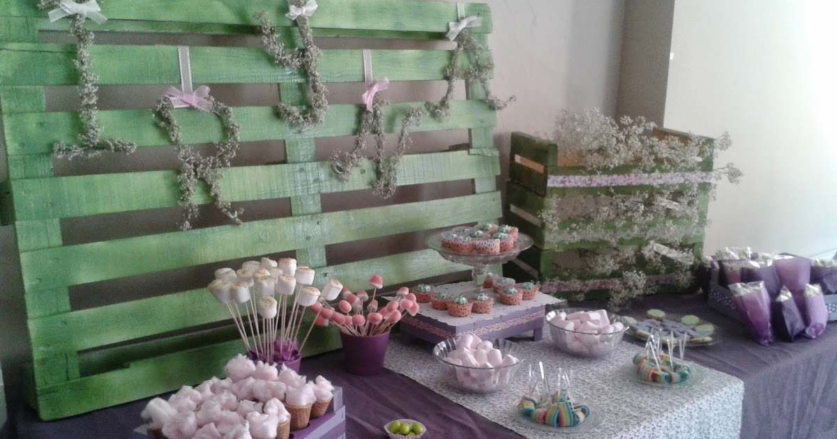 Proust´s Cupcakes- WEDDING PLANNER: MESA DULCE PROVENZAL