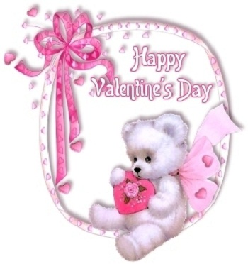 kartu happy valentine day