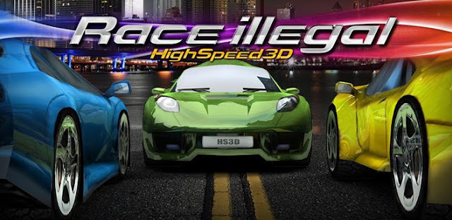 Race Illegal: High Speed 3D v1.0.0 APK Free Download