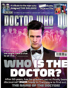Doctor Who Magazine #460
