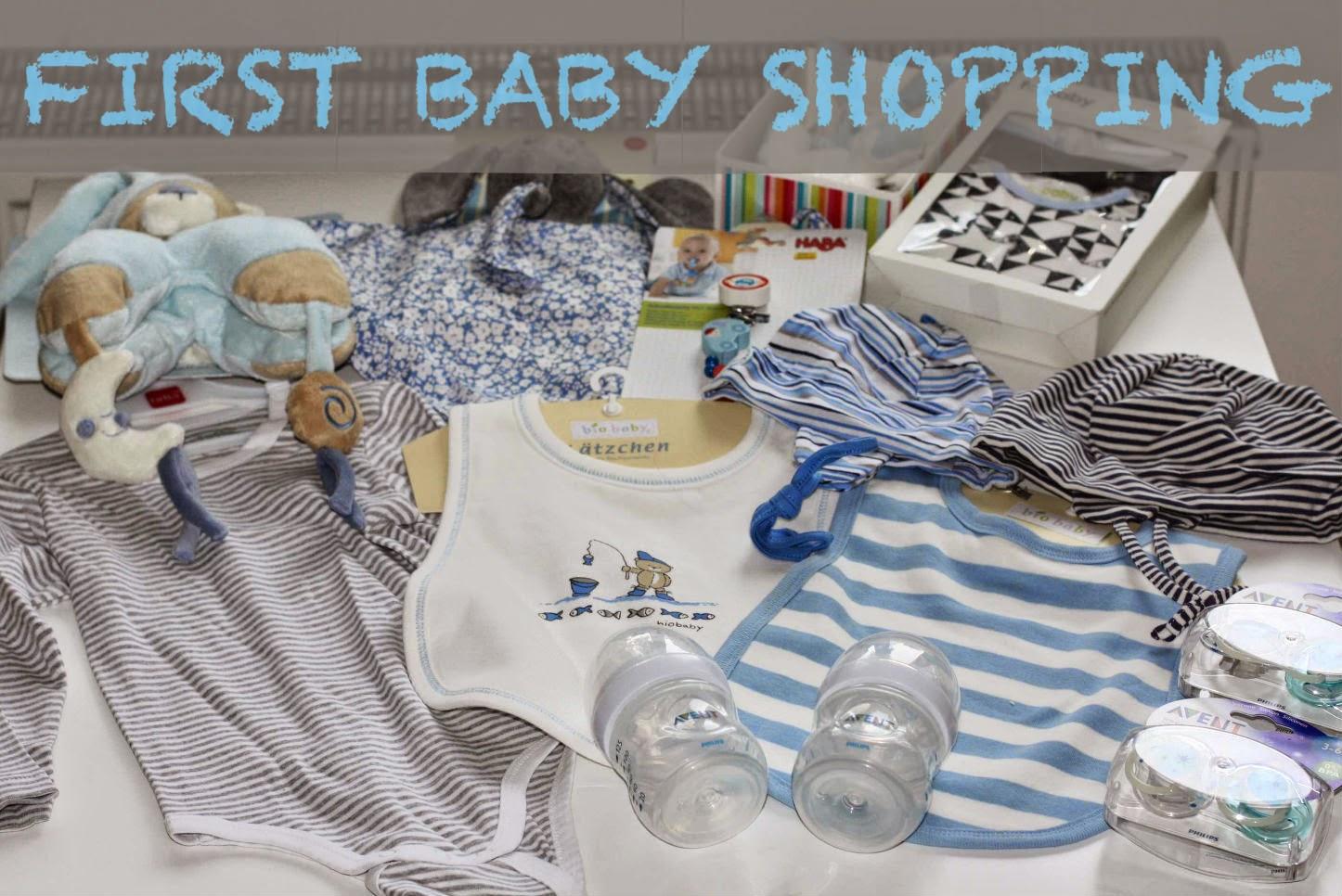 Babyshopping, Babysachen, erster Einkauf, Limango Outlet