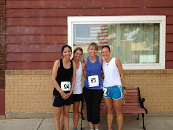 Suicide Hill Trail run 2012