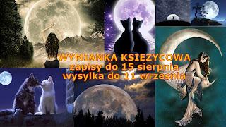Wymianka księżycowa - wysłana otrzymana