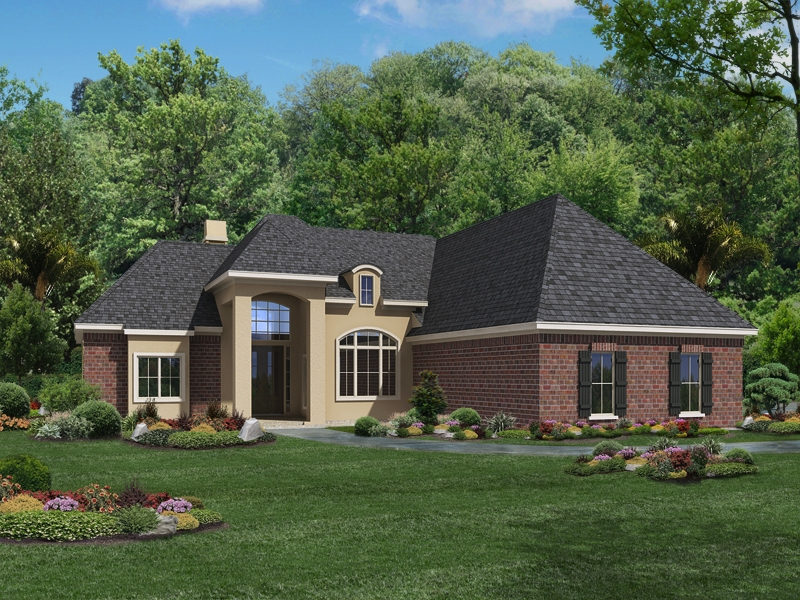 Front Elevation Of House In America : D front elevation europe modern house design
