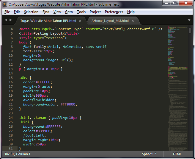 sublime text 32 bit full crack