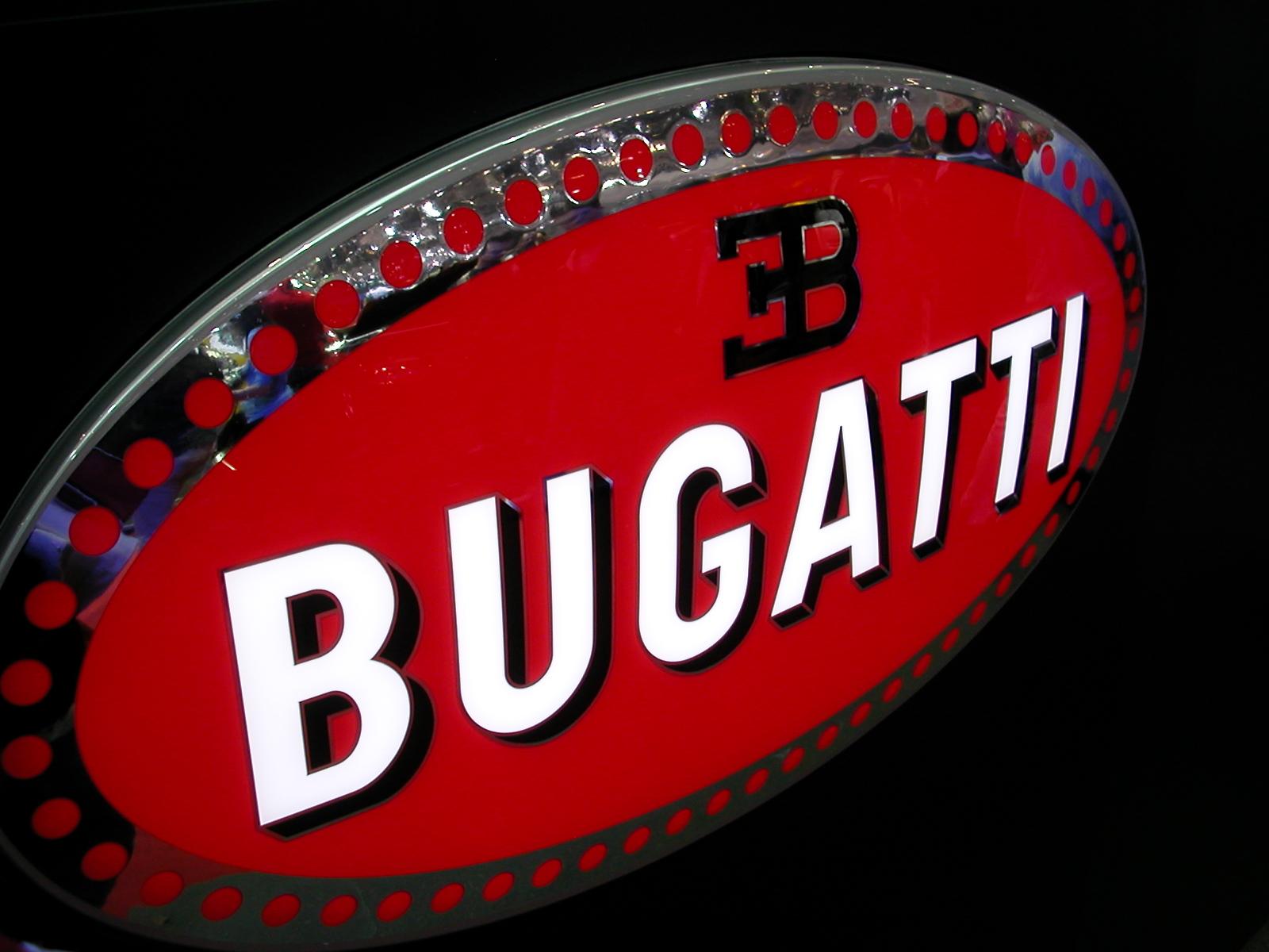 bugatti logo wallpaper - photo #14