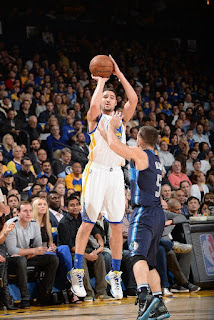 Klay Thompson, Golden State Warriors