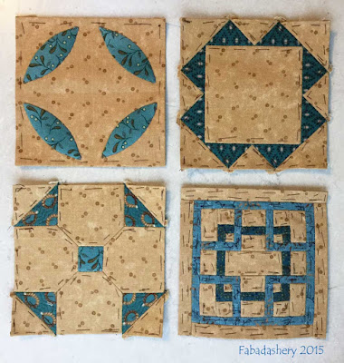 Dear Jane Quilt - Draw 14, B9, C6, K4, L6