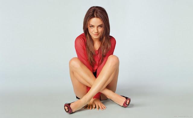 Mila Kunis Latest Photo Shoot