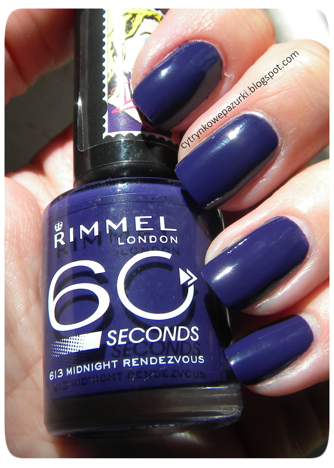 Rimmel by Rita Ora  Midnight Randezvous 613