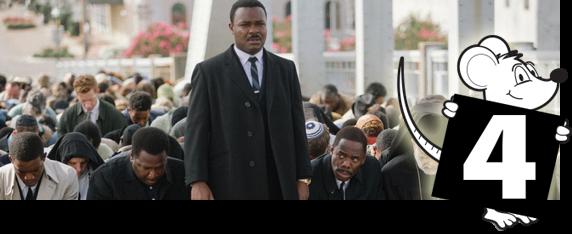 Selma - Uma luta pela igualdade - Nota 04 de 05