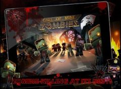 Download Android Game Call of Mini: Zombies + Data APK 2013 Full Version