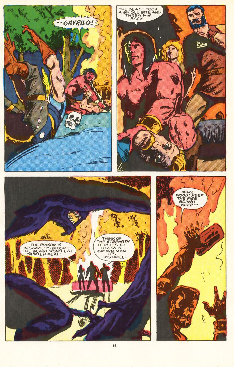 Conan the Barbarian (1970) Issue #224 #236 - English 15