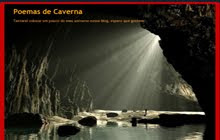 Acesse o blog Poemas de Caverna