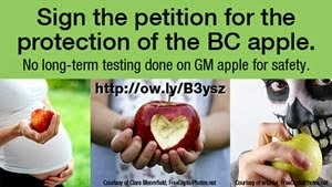 Tell the Liberal Party to review the GM Apple as they promised
