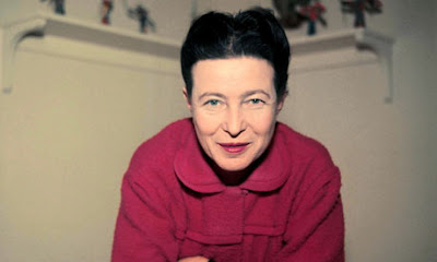 http://www.openculture.com/2013/05/simone_de_beauvoir_explains_why_im_a_feminist_in_a_rare_tv_interview_1975.html