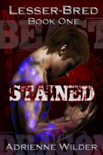 Review: Lesser-Bred Stained by: Adrienne Wilder