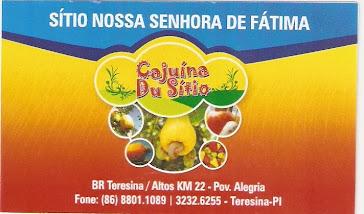 Cajuina du Sítio