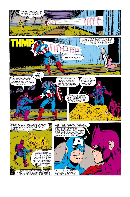 Captain America (1968) Issue #317 #245 - English 23