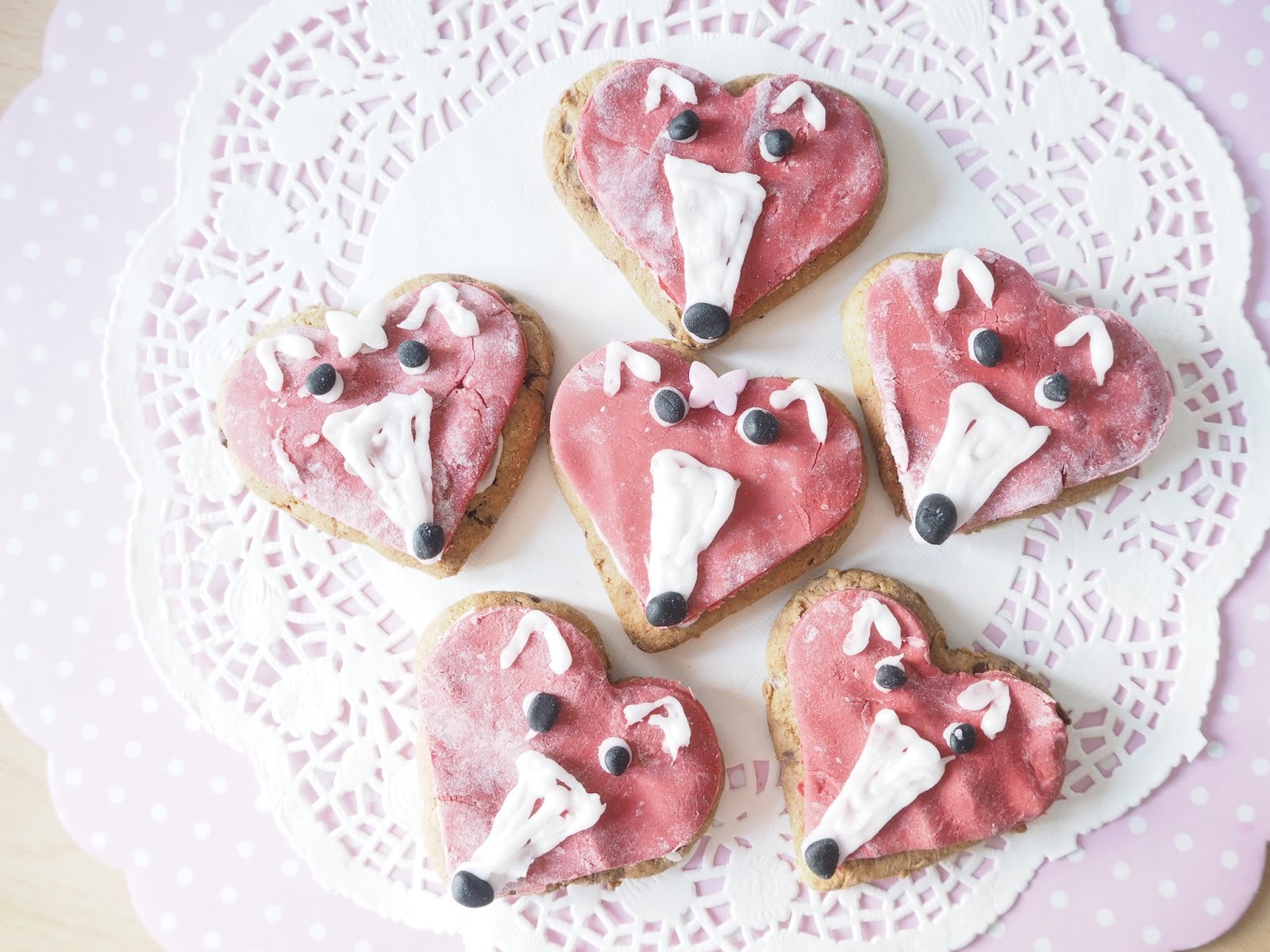 foxcookies, baking,