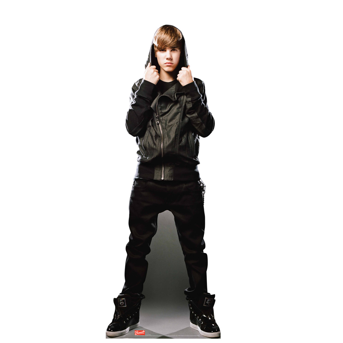 Justin Bieber in Jacket