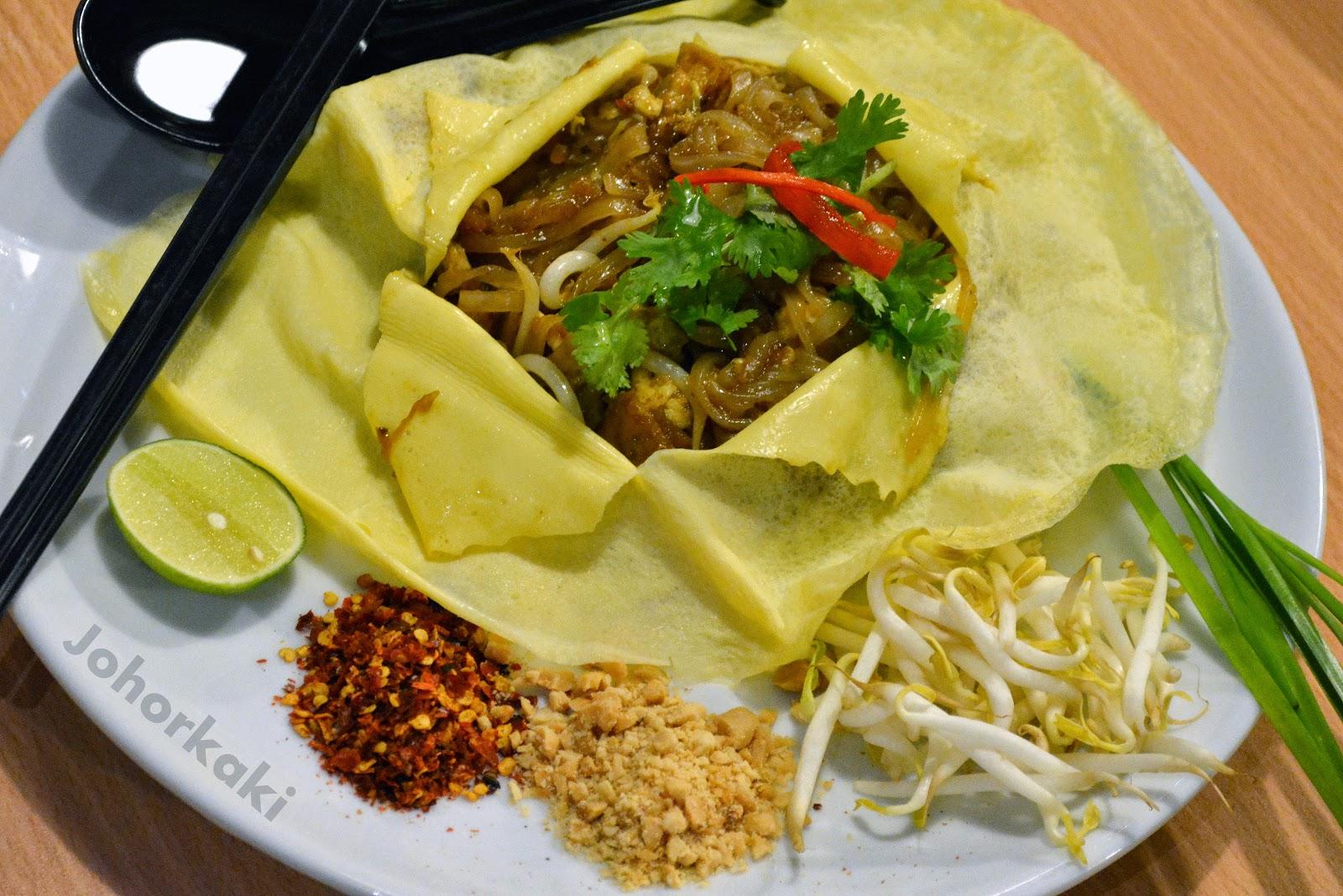Absolute thai in johor bahru ksl city mall find dining for Absolute cuisine
