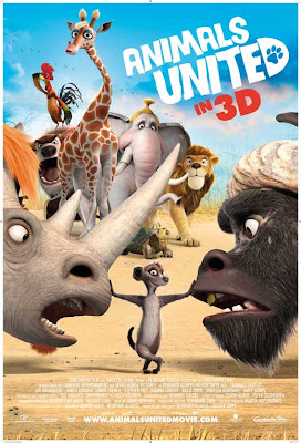 Watch Animals United 2010 BRRip Hollywood Movie Online | Animals United 2010 Hollywood Movie Poster