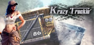Krazy Truckin' 1.0.2 Apk Android Game