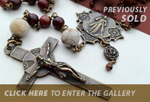Previously Sold Rosary Beads