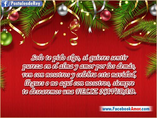 Imagenes de frases de navidad - Tarjetas felicitacion navidad ...