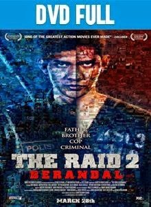 The Raid 2 DVDR Full Español Latino 2014