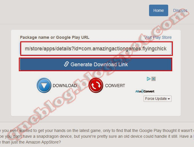 APK Downloader For Your Android Phone