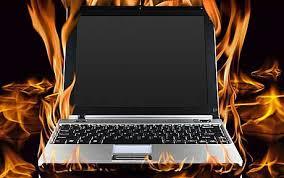 Penyebab Laptop Kepanasan