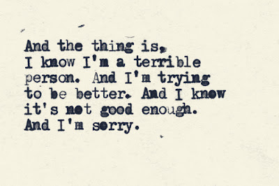 Im sorry quotes – Apology Quotes and sayings
