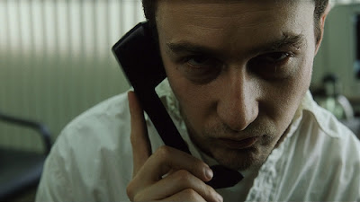 Edward Norton in Fight Club