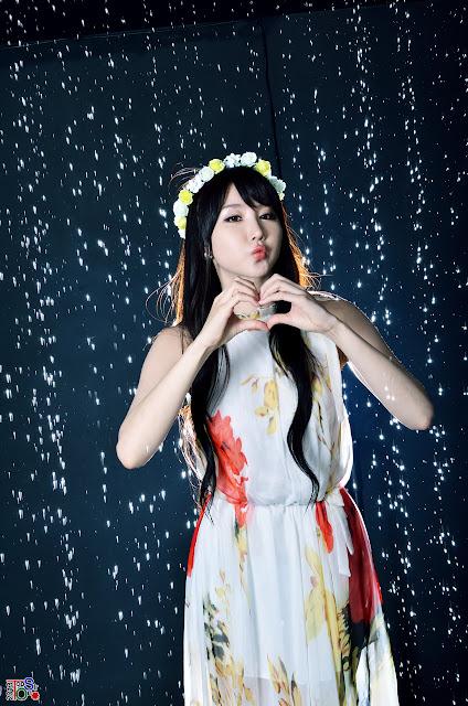 3 Lovely Yeon Da Bin  - very cute asian girl - girlcute4u.blogspot.com