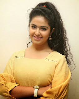 Avika Gor at Cinema Choopistha Maava Trailer Launch