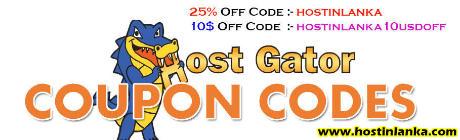Hostgator.com Coupon Codes 2017 (60% discount)