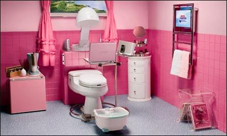 Delightful Girls Bathroom Ideas