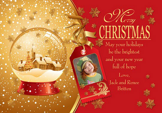 Merry Christmas Photos Ideas For Greetings Cards 2015