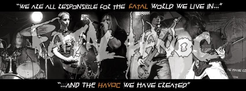 fatal havoc, smyff, hard rock, chicago rock, doug mcbride, gasping for air, agony of it all