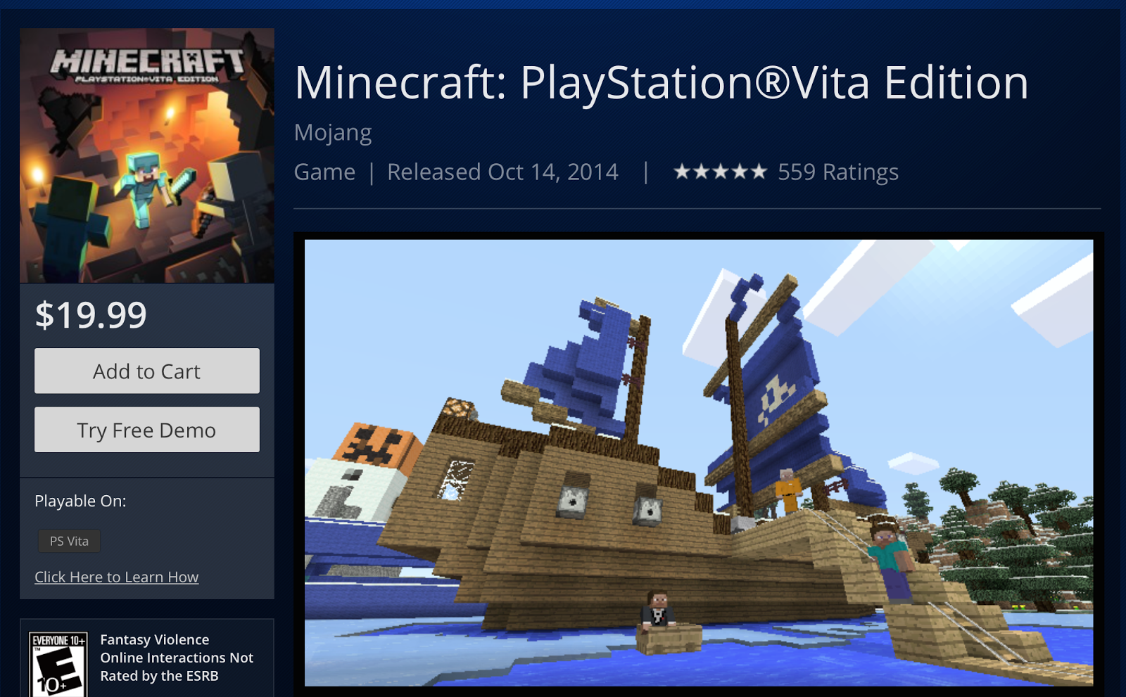 how to play minecraft for free on pc no download