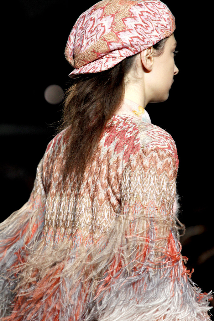 Missoni Fall 2011 Ready-to-Wear Milan Fashion Week - Cool Chic Style Fashion