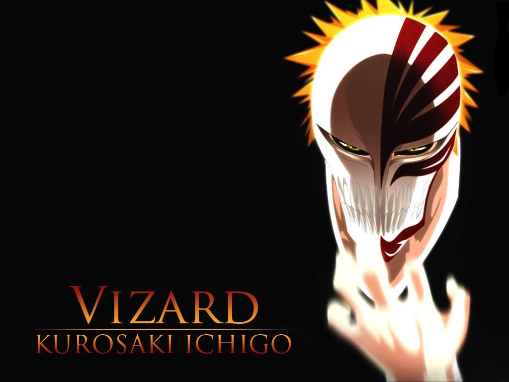 Bleach vizard kurosaki ichigo - Ichigo vizard mask ...