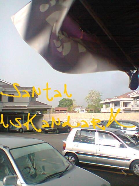 santai, Santai iskandarX, Flat ijau, simpang empat, Simpang 4, balik pulau, penang, Tornado, Puting Beliung