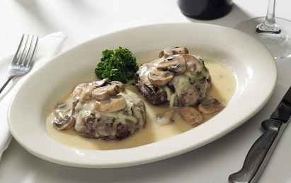 White Sauce Steak