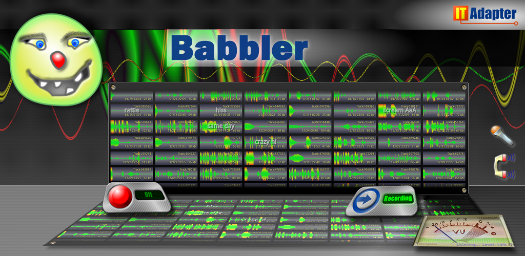 Babbler Audio Recorder for Android