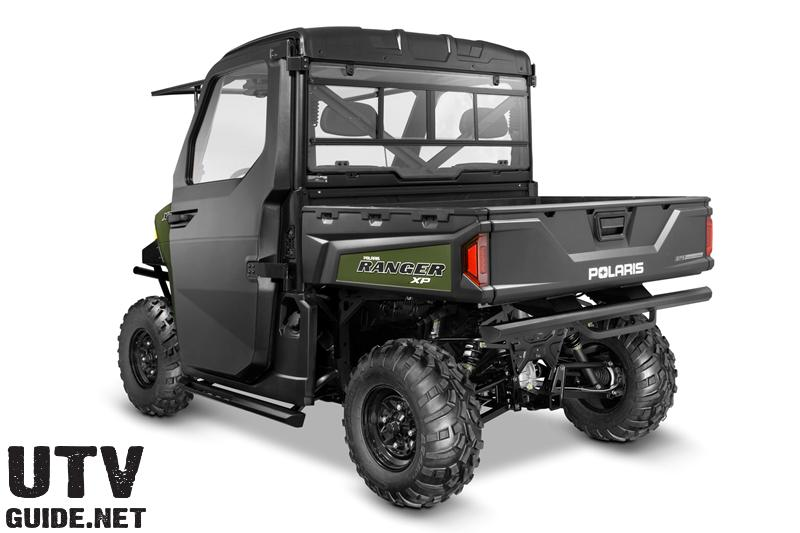 PURE Polaris Rngrxp900 Cab Rear Premium 2013