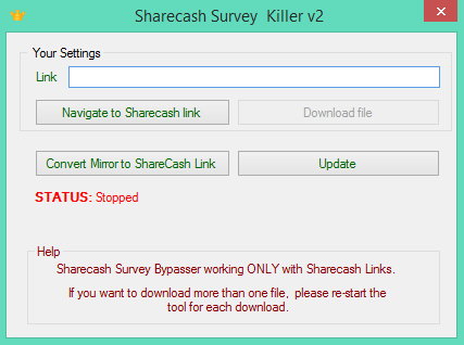 ShareCash Survey Killer