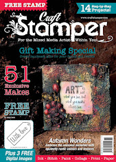 Published in Craft Stamper November 2016